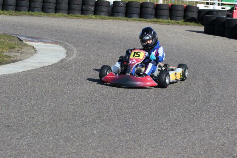 Race op Texel